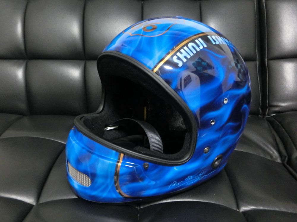 競艇ヘルメット
